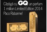 1 x parfum 1 million Limited Edition 2014 Paco Rabanne
