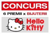6 x bijuterie Hello Kitty