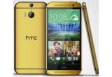 1 x smartphone HTC One (M8) Precious Gold, 5 x smartphone HTC One (M8) Gunmetal, 15 x tricou, 15 x sapca