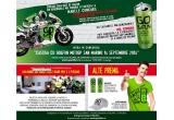 1 x bilet VIP la raliul Moto GP San Marino + cazare hotel 3* + acces nelimitat in standul echipei Honda Gresini + cina asigurata instandul echipei, 20 x tricou + sapca Go&Fun + 10 doze energizant, 130 x 2 doze Go&Fun energizant