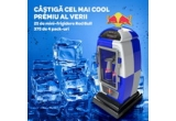 25 x mini-frigider Red Bull, 375 x 4 pack Red Bull Energy Drink 250 ml