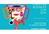 1 x bilet la finala internationala Creative Business Cup desfasurata la Copenhaga