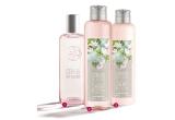 30 x set Cerisier en Fleur (Apa de toaleta Un Matin au Jardin + lapte de corp Un Matin au Jardin + gel de dus Un Matin au Jardin)