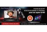 1 x tableta convertibila in laptop ASUS Transformer Book T100, 1 x tableta ASUS Fonepad 7 170CG Dual-SIM 3G