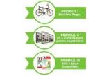 1 x Bicicleta Pegas, 1 x 20 carti de gatit cu retete vegetariene/ vegane, 1 x 100 kituri Doppelherz formate din 1 produs Doppelherz aktiv pentru vegetarieni + 1 tricou(T-shirt) cu mesaj inscriptionat