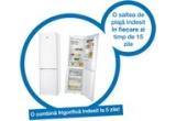 3 x combina frigorifice Indesit, 15 x saltea de plaja Indesit