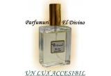 1 x Esenta de parfum + Parfum El-Divino 100 ml + 2 Body Mist  Fructat 100 ml + 2 Spray de corp parfumat  100 ml
