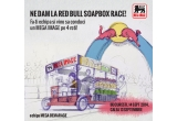 1 x sansa de a conduce masina Mega Demarage la Red Bull Soapbox Race