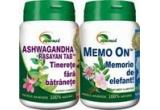 1 x produs Ashwagandha Rasayan Tab + Memo On