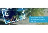 1 x excursie exotica in Curacao, 1 x vacanta la Amsterdam