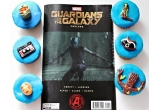 1 x revista Guardians of the Galaxy: Prelude + 6 briose de la SelfishDelights