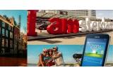 1 x city break in Amsterdam cu inca 2 prieteni, 5 x tableta Samsung Galaxy Tab 3, 735 x kit Mentos