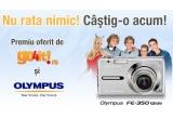 o camera foto digitalaOlympus FE-350
