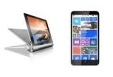 10 x tableta Lenovo Yoga B6000, 10 x smartphone Nokia 1320 Lumia