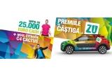 1 x 25.000 euro + masina Citroën C4 Cactus