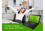 1 x laptop Acer Aspire V3-772G