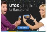 1 x vacanta la Barcelona