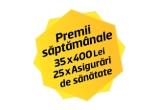385 x 400 ron, 275 x asigurari de sanatate BCR Asigurari de Viata VIG