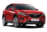 1 x drive test cu Mazda CX-5, 1 x set articole promotionale Mazda