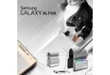 3 x smartphone Samsung Galaxy Alpha, 12 x premiu compus din prototipul obiectului respectiv creat de tine,