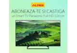 1 x televizor Panasonic TX-50AS500E LED Smart Full HD  126 cm