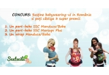 1 x port-bebe SSC  Manduca/Boba, 1 x port-bebe SSC Marsupi Plus, 1 x Wrap Manduca/Boba