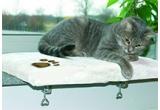 1 x sezlong de pervaz pentru pisici (51 x 36 cm)
