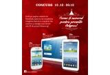 18 x tableta Samsung Galaxy Tab 3, 15 x smartphone Samsung Galaxy Young,