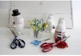 10 x foarfece pentru bricolat Moomin Fiskars