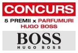 5 x parfum Boss Jour Lumineuse EDP 50 ml