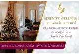 1 x pachet complet de ingrijire - masaj + coafor + cosmetica + manichiura + pedichiura - oferit de Serenity Wellness