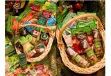 1 x cos cu condimente Kamis pentru mancare, 1 x cos cu condimente Kamis pentru dulciuri