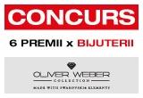 2 x pereche de cercei Oliver Weber, 2 x colier Oliver Weber, 2 x bratara Oliver Weber