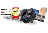 1 x aparat foto DSLR Nikon D5500 + Kit 18-55mm VR II, 3 x printul profesional format A2 cu imaginea inscrisa in concurs