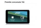 1 x tableta UTOK701Q, 3 x e-bonusuri de cate 50 de LEI care pot fi folosite pentru cumparaturi de pe site-ul livius.ro