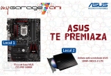 1 x Placa de baza ASUS Z97-PRO GAMER, 1 x Unitate optica notebook ASUS SDRW-08D2S-U LITE black