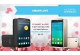 15 x smartphone Alcatel OneTouch