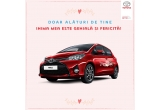 1 x weekend in Poiana Brasov cu noua Toyota Yaris HSD, 10 x cutie cu bomboane