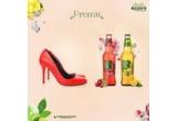 3 x pereche pantofi Sepala by Mihaela Glavan, 24 x Bax Bere Redd's Fresh Lemon/Cranberry