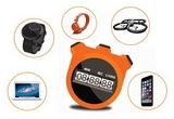 1 x laptop MacBook Air, 1 x iPhone 6, 1 x drona Parrot, 3 x eBook Reader Kindle Paperwhite Wi-Fi, 3 x pereche de casti Urbanears Plattan, 3 x ceas smartwatch Motorola Moto 360