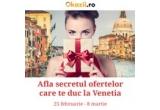 1 x vacanta la Venetia