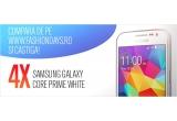 6 x smartphone Samsung Galaxy Core Prime White
