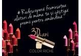 32 x premiu ce consta in 2 seturi de produse din colectia Color Riche 30 de ani