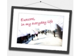 "kit-uri foto DSLR in valoare de 8500 euro, 3 x imprimanta A3 pentru tiparirea fotografiilor si excursii la Bruxelles in Septembrie 2009<br type=""_moz"" />"
