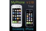 o licenta pentru aplicatia MyPhone pentru a-ti face telefonul sa arate ca un iPhone<br type=&quot;_moz&quot; />