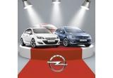 3 x masina Opel Astra 5 uși Business Edition 1.4i, 560 x card de carburant MOL Blue de 200 ron