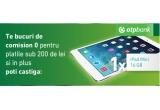 1 x iPhone 6 – 16 GB, 1 x iPad Mini 3 – 16 GB WiFi, 1 x Nikon COOLPIX L30