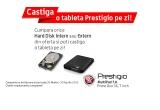 31 x tableta Prestigio MultiPad 7.0 Prime Duo 3G