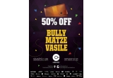 1 x invitație dubla la 50% OFF SATURDAY