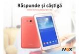 1 x tableta Samsung Galaxy Tab 3 Lite + 50 puncte